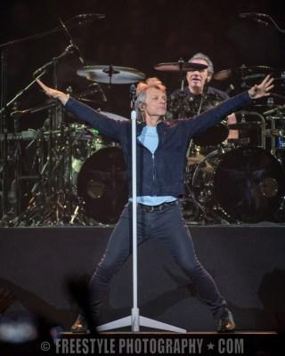 Bon Jovi - Canadian Tire Centre May 8, 2018 PHOTO: Steve Kingsman/Freestyle Photography