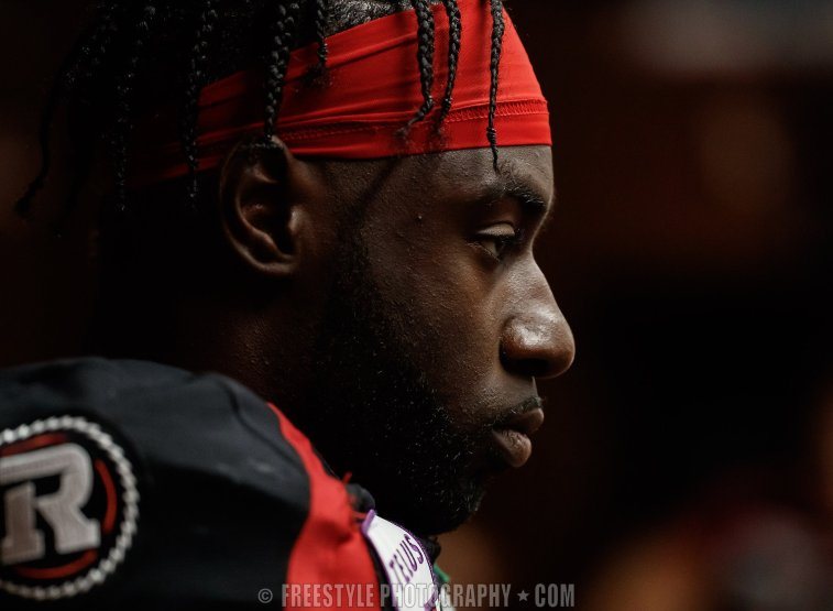 Edmonton Eskimos vs Ottawa REDBLACKS September 28, 2019 PHOTO: Andre Ringuette/Freestyle Photography