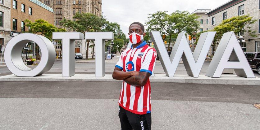 Atletico Ottawa PHOTO: Andre Ringuette/Freestyle Photography
