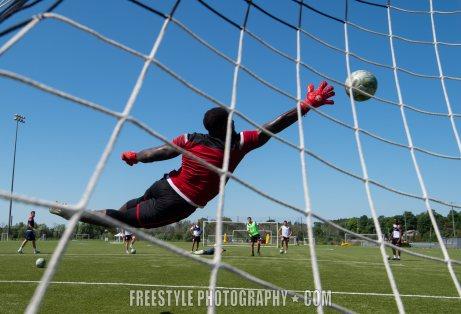 Atletico Ottawa July 6, 2020 PHOTO: Andrea Cardin/Freestyle Photography