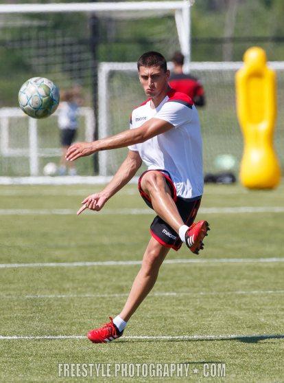 Atlético Ottawa - July 9, 2020 - PHOTO: Andre Ringuette/Freestyle Photography