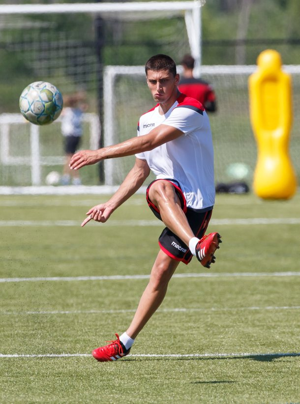 Atlético Ottawa - July 9, 2020 - PHOTO: Andre Ringuette/Freestyle Photography