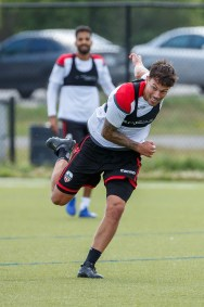 Atlético Ottawa - July 21, 2020 - PHOTO: Andre Ringuette/Freestyle Photography