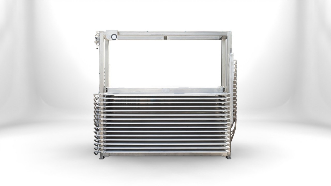 Horizontal Plate Freezer