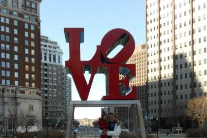 Die Welt in 50 Worten, Philadelphia