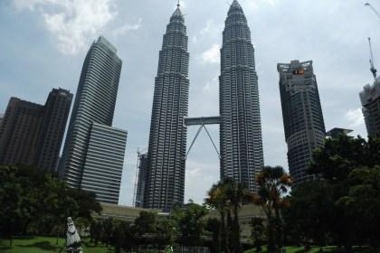Malaysia mit Kind