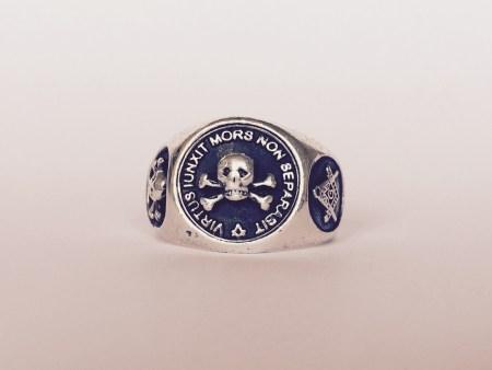 Freimaurer Ring