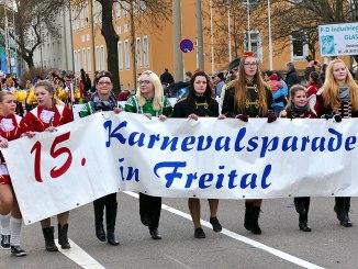 15. Karnevalsparade Freital