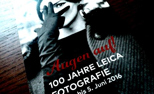 Leica Ausstellung München