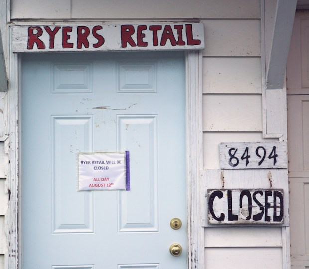 Ryers Retail, NS