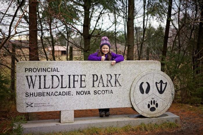 Shubenacadie, Provincial Wildlife Park