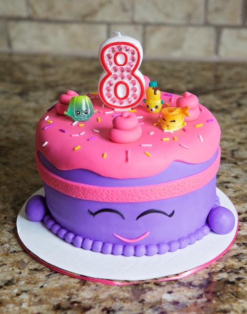Shopkins : gâteau Pink Wishes