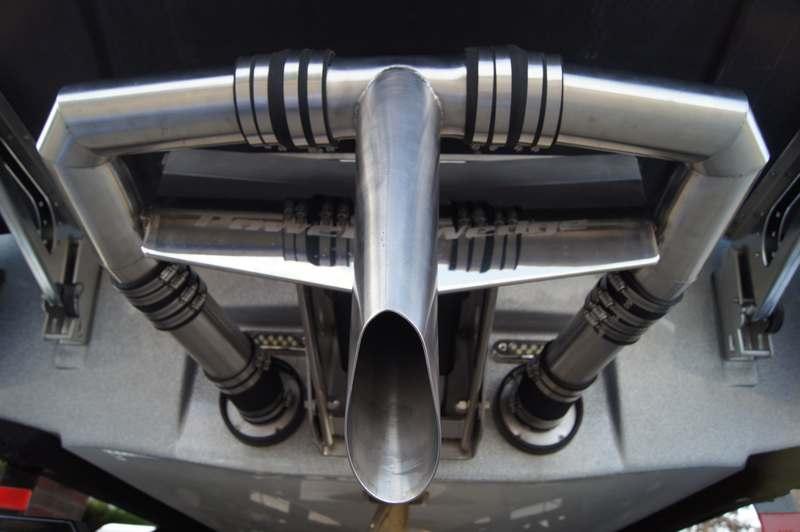 Malibu Fresh Air Exhaust