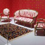 Ghada Amer, Le Salon Courbe
