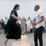 Jay-Z's Picasso Baby with Marina Abramovic
