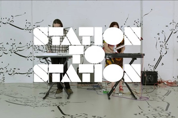 Station to Station promotional image
