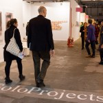 #SoloProjects space, ARCOmadrid 2015