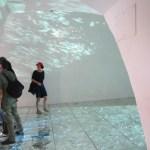 Mabel Poblet_Marea Alta_broken mirror installation