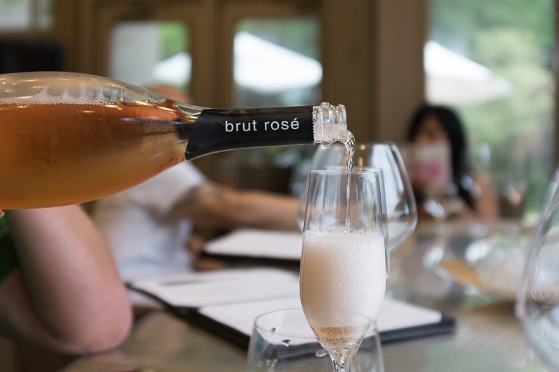 J Brut Rosé, NV, Russian River Valley