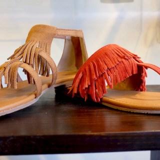 Five spring shoe trends.