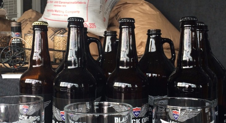 Make it your mission to try Black Ops Brewing