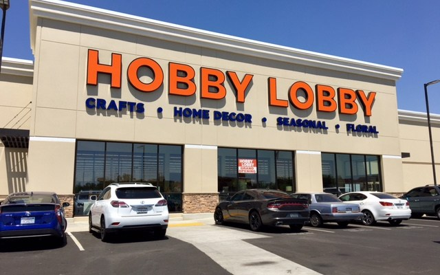 Hobby Lobby has opened in Fresno! So, what's the big deal?