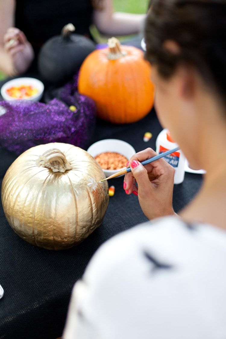 No-Carve-Pumpkin-Party-5