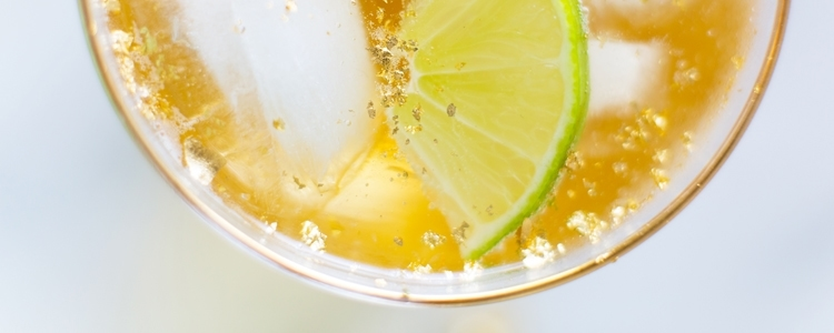 Golden Irish Mule Cocktail