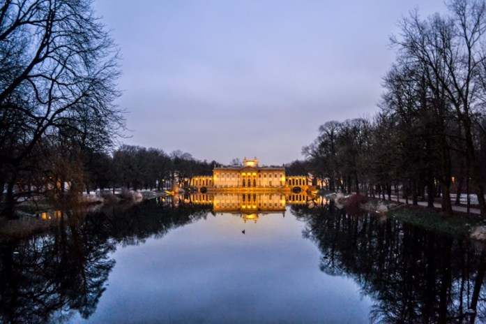 palace on the water