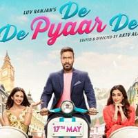 Movie Review : De De Pyaar De (2019)