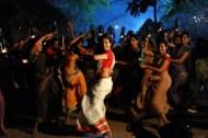 Nayanthara South Indian Actress Latest Photos in White Saree