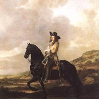 Portrait of Pieter Schout on Horseback