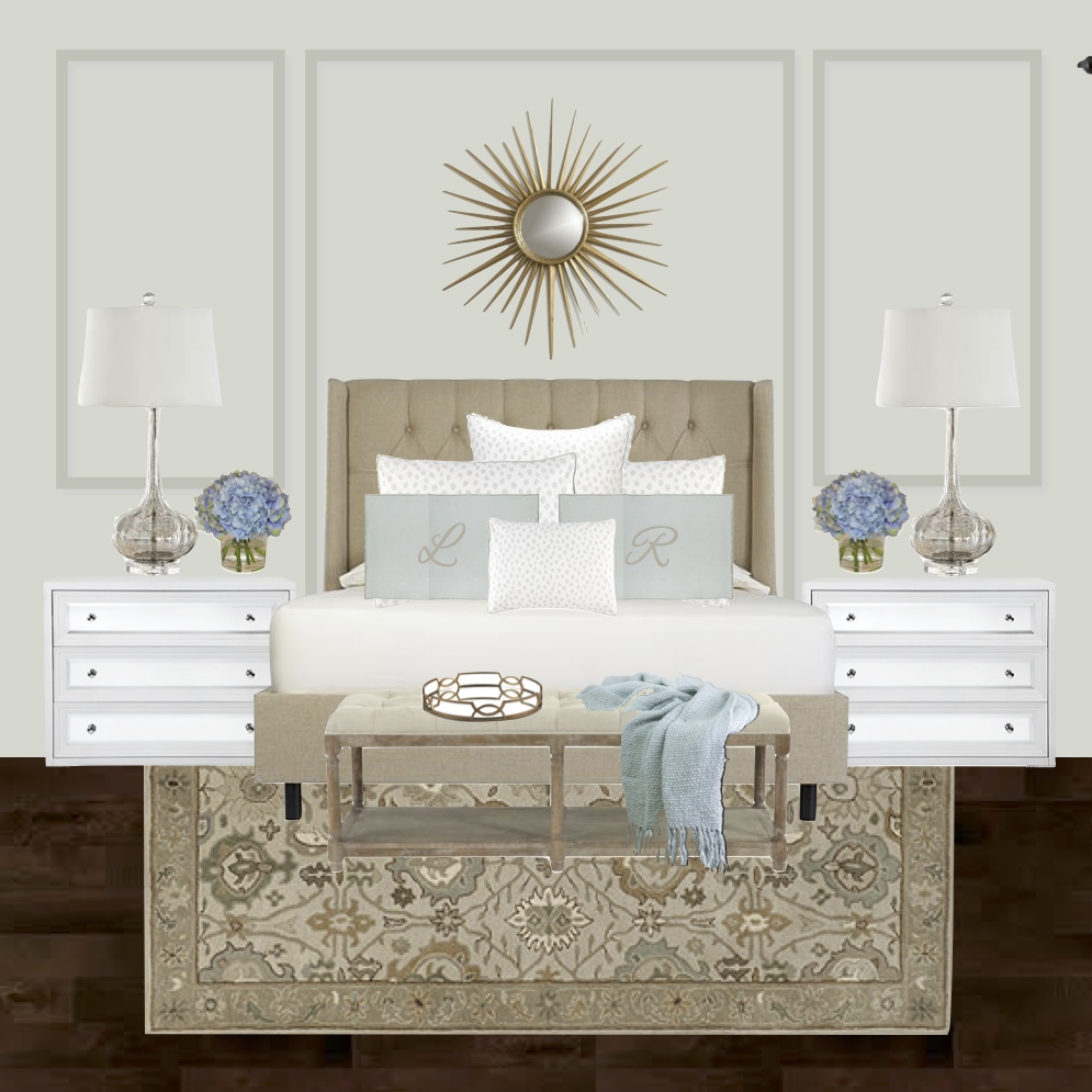 Master Bedroom Refresh Plans