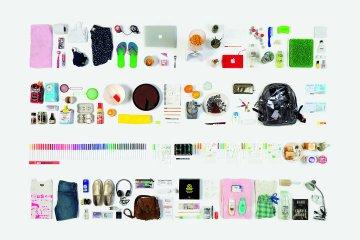 """""""Every Thing We Touch"""", di Paula Zuccotti, Viking 2015"""