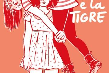 la copertina di 10 e 9, disegnata da Giulia Sagramola