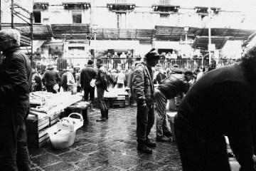 """""""A' Piscarìa"""", il mercato del pesce di Catania (foto: Frizzifrizzi)"""