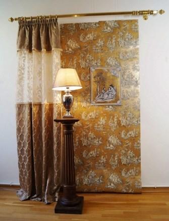 art interieur toile de jouy fr hlich wohnen berlin. Black Bedroom Furniture Sets. Home Design Ideas