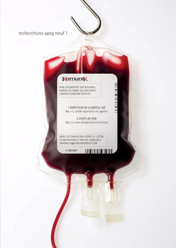 sang neuf