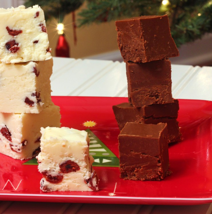 Holiday Fudge