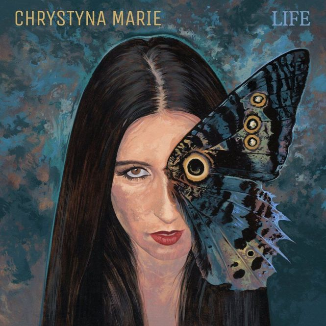 Chrystyna Marie LIFE album cover