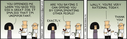 dilbert indirect