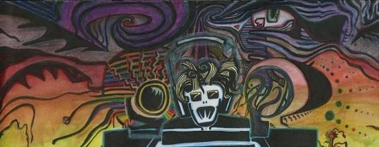 free of fear art