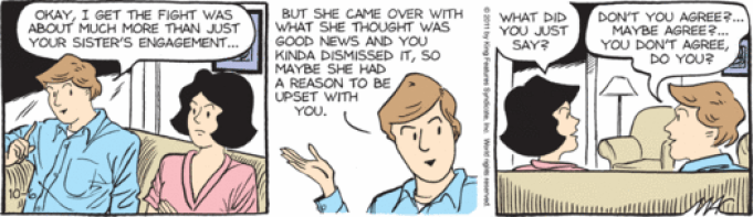 Sally Forth 1