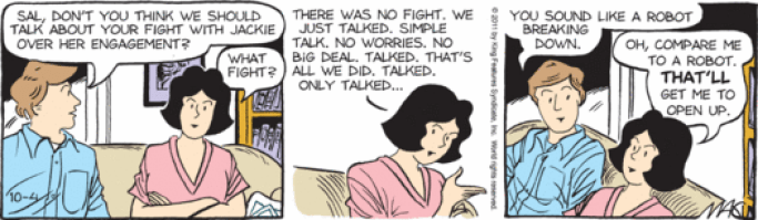 Sally Forth a