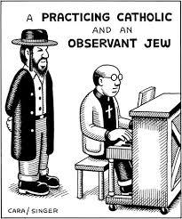 Jew and catholic