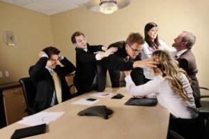 interpersonal conflict z