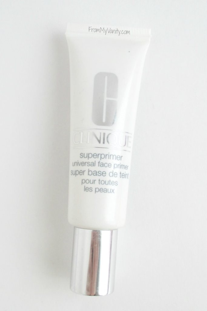 Clinique's SuperPrimer works for so many different skin types!