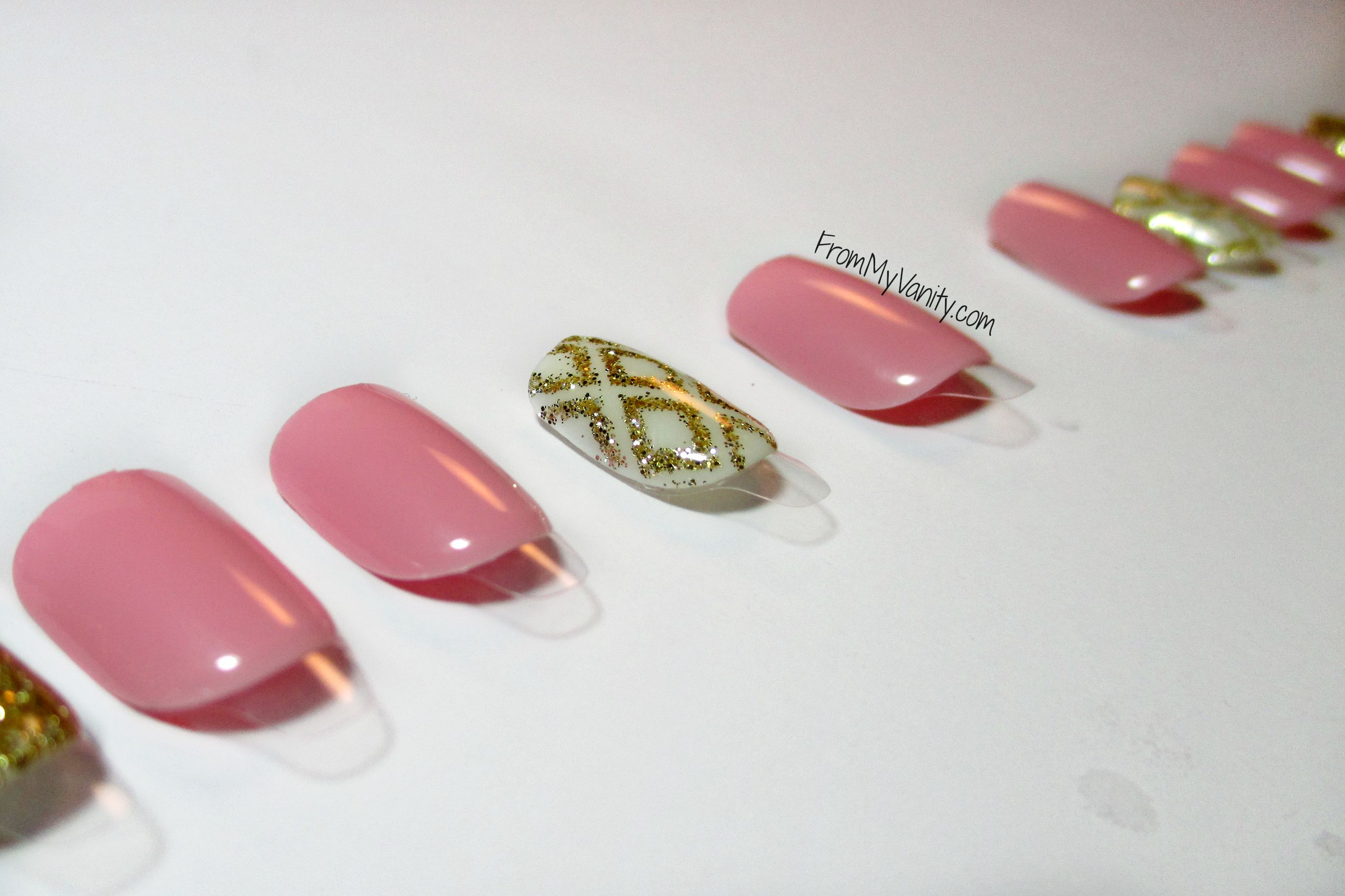 imPRESS Press-On Manicure // nails // From My Vanity