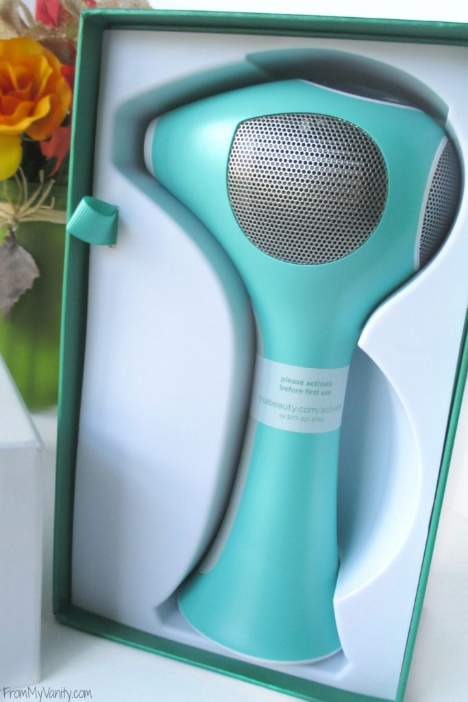 Tria Beauty's Hair Removal Laser 4x // Black Friday Duo Deals // Device in Box // At Home Hair Removal // #Tria FromMyVanity.com