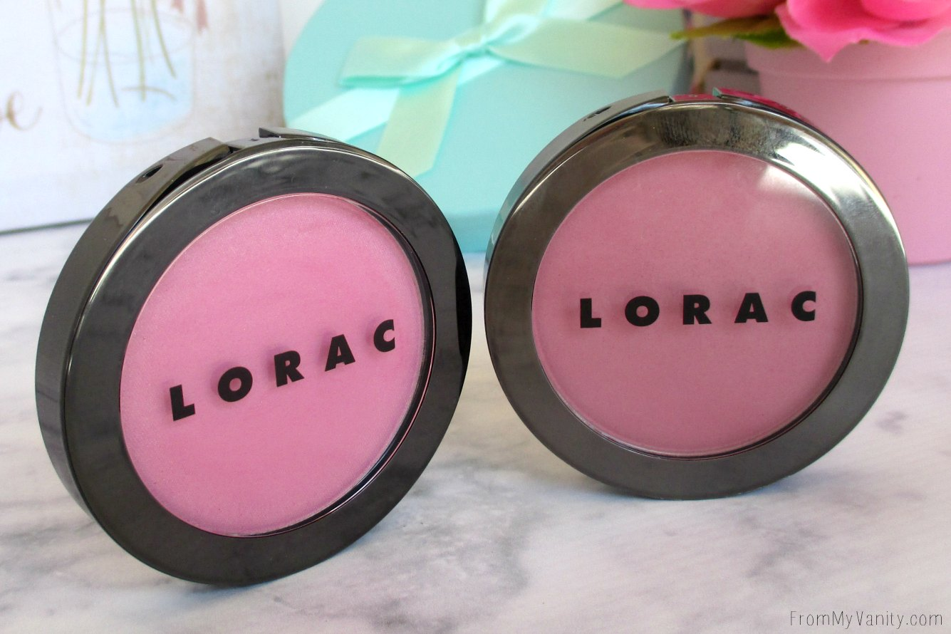 Lorac Color Source Buildable Blushes // Closeup // FromMyVanity.com @LadyKaty92